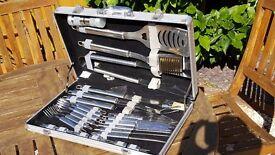 Prima BBQ Tool and Utensil Set