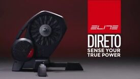 Elite Direto smart turbo trainer £750 RRP Brand New Direct Mount (Cycling/ANT+/zwift)