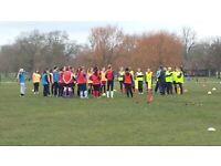 U16s TO 14s LADIES/GIRLS FOOTBALL SESSIONS WOMENS SOCCER FEMALE LONDON CLUB TEAM TOP SUCCESS
