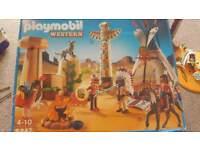Playmobil western set