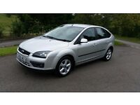 2006 Ford Focus 1.6 Zetec Climate small family car