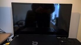 "TV monitor 24"" JVC"