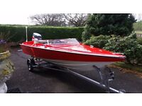 Driver440 speed boat