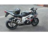 99 yamaha r6 brilliant condition hpi clear preference trade swap