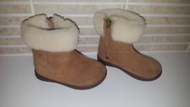 Ugg boots - junior size 5