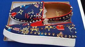 Christian louboutin shoes size 9
