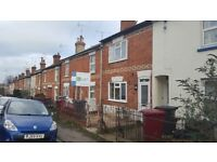 3 bed house in Hatherley Rd, East Rdg, University area, RBH, GCH,DG, New carpets, bathroom, 2 recept