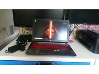Gaming laptop i5 star wars special edition