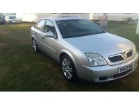 VAUXHALL VECTRA 2003 LOW MILEAGE EXCELLENT CONDITION
