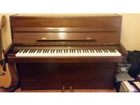 Knight upright piano. Excellent condition. Extremely well maintained. Only used for teaching.