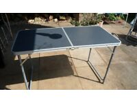 Folding Picnic Table in Very Good Condition
