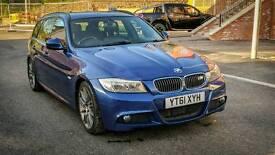 BMW 320D (E91) Touring M-Sport 'Plus'