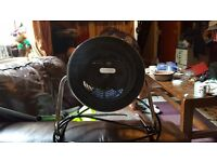 delonghi heater/fan