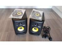 KRK RP5 G2 active monitors, perfect working order