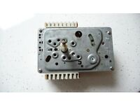 TIMER UNIT FOR OLDIE ELECTROLUX WASHING MACHINE TO FIT TYPE WH30 or WH31 MODEL AUTOMATIC MACHINES