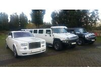 Rolls Royce hire from £99 PER HOUR | Hummer Limo hire from £99 PER HOUR (Ts & Cs apply) | wedding
