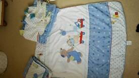Next bedding baby bedroom bundle
