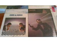 Chris De Burgh Records