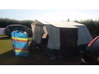 1980's 5 man frame tent