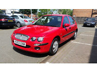 2003 '53' ROVER 25 1.4 16V ( 103ps ) - SAME FAMILY OWNED FROM NEW - 67,000 MILES