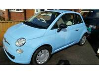 Fiat 500 pop 2013, 18,000 miles only , one owner imaculate