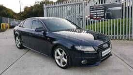 2009 AUDI A4 2.0 TDI S LINE...FINANCE THIS CAR FROM £36 PER WEEK...MINT CONDITION.