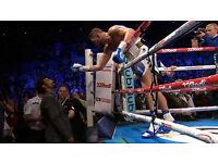 DAVID HAYE vs TONY BELLEW (BLOCK 111) PERFECT VIEW!!!