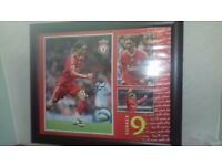 Signed Torres photo