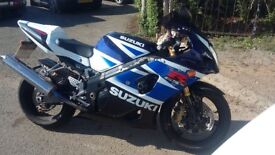 Suzuki gsxr 1000 k3 low miles looking for 335d