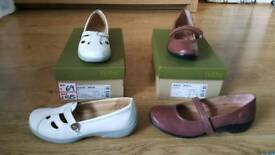 Brand New Hotter Comfort Concept Shoes Size 5 & 5.5