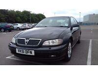 Vauxhall Omega 2.2 CDX petrol auto