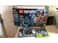 Lego Dimensions starter pack plus extra characters