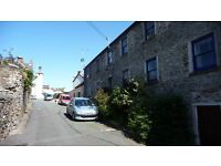 2 bedroom 1st floor flat in Laugharne