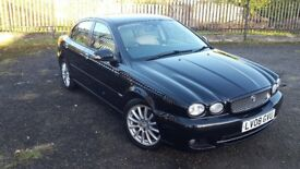 2008 Jaguar X-Type, 109670mi, £3,500