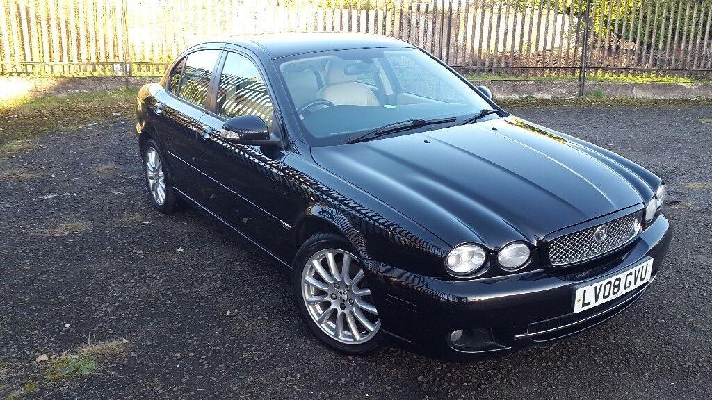 2008 Jaguar X-Type, 109670mi, £3,500
