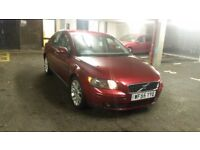 VOLVO S40 2.0D 6 SPEED 2005 FULLY LOADED