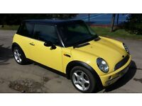 2002 Mini cooper automatic 1.6L petrol with 92000 miles and FULL service history