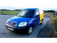 Peugeot Partner 2.0 lx 600 (90bhp)