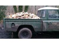 £125 Truck Load of Wood burner Logs