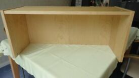 Ikea Billy Height Extension Unit Birch Veneer – Unused