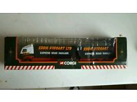 Corgi collectors truck