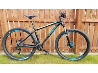 "TREK X-CALIBER 8 2015 model - 18.5"" frame - 29"" wheels - £385"