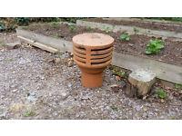 Chimney pot. Unused.