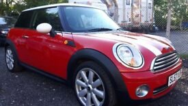 2007 MINI COOPER 1.6 LOW MILES 57K FSH NEW MOT