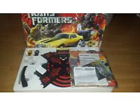 Transformers Micro Scalextric