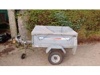 102 ERDE trailer only 12 months old