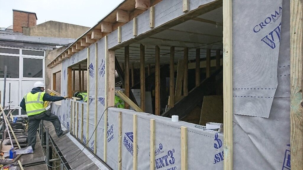 Dormer Roof Loft Conversion In Bradford West Yorkshire
