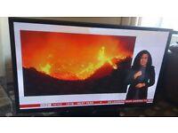 LG 50 PLASMA TV FREEVIEW HD/FREESAT/WIFI/SMART/3D/MEDIA PLAYER/600HZ/ NO OFFERS