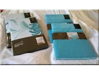 NEW 4 x SINGLE Duvet cover & Pilow cases - 2 x 2 designs BARGAIN!