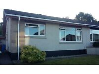 Attractive two bedroom semi-detached bungalow in the sought after area of Scorguie, Inverness.